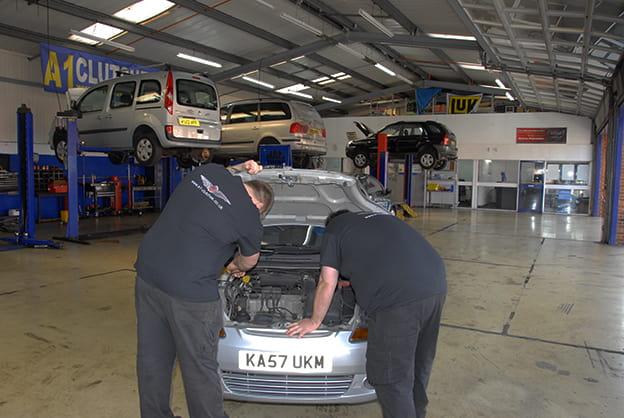 Car Service Repair