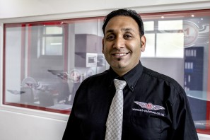 Amrik Singh - Managing Director A1 Clutches