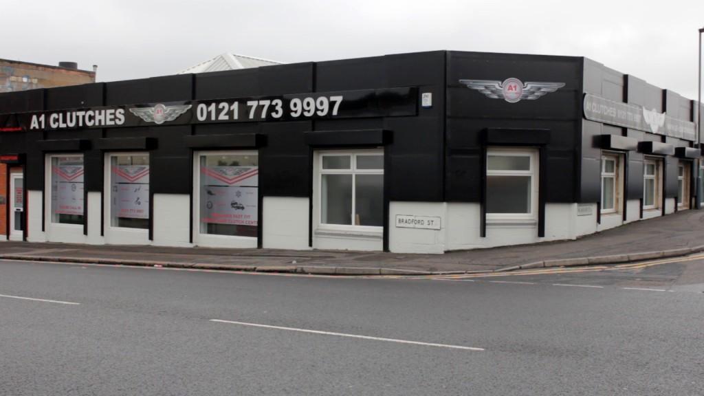 Birmingham Garage Services