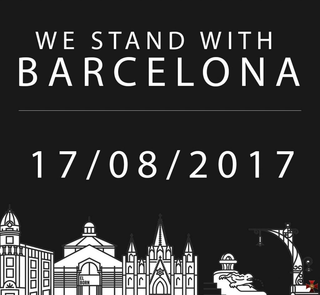 Stay Strong Barcelona