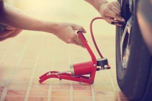 tyre pressure kit