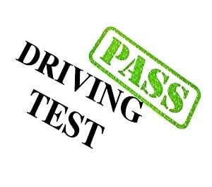 pass driving test